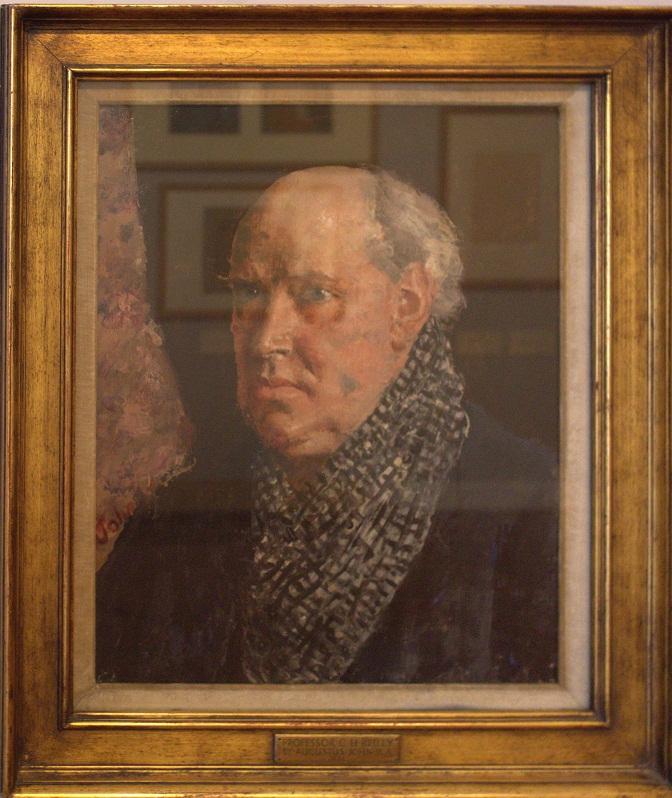 Augustus John - Sir Charles Reilly